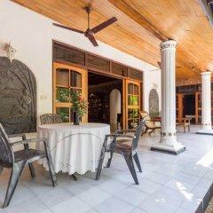 Отель Bliss Villa Шри-Ланка, Берувела - отзывы, цены и фото номеров - забронировать отель Bliss Villa онлайн балкон
