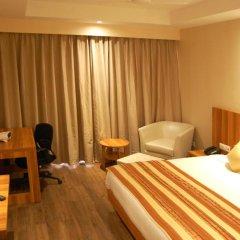 Отель Le ROI Raipur 3* Стандартный номер с различными типами кроватей