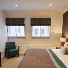 Отель Stewart Aparthotel Эдинбург комната для гостей фото 4