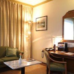 Гостиница Шератон Палас Москва 5* Стандартный номер с различными типами кроватей фото 3