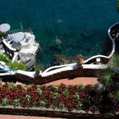 Hotel Villa San Michele Равелло бассейн