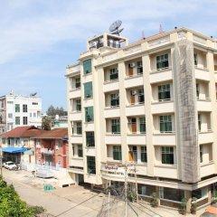 Отель Golden Kinnara Hotel Мьянма, Лашио - отзывы, цены и фото номеров - забронировать отель Golden Kinnara Hotel онлайн пляж