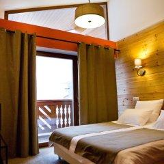 Гостевой дом Резиденция Парк Шале Номер Комфорт с различными типами кроватей фото 7