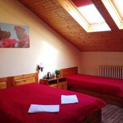 Отель Pension Platan 3* Стандартный номер с различными типами кроватей фото 2
