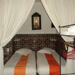 Отель Dar M'chicha 2* Стандартный номер с двуспальной кроватью фото 2