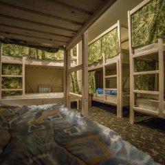 Отель Жилое помещение Рус Таганка Кровать в общем номере фото 15