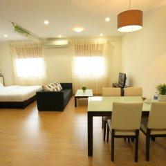 Апартаменты Song Hung Apartments Улучшенные апартаменты с различными типами кроватей фото 42