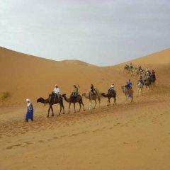 Отель Bivouac Morocco Safari Tours Марокко, Мерзуга - отзывы, цены и фото номеров - забронировать отель Bivouac Morocco Safari Tours онлайн спортивное сооружение