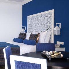 Отель Radisson Blu Resort & Thalasso, Hammamet 5* Стандартный номер с различными типами кроватей фото 6