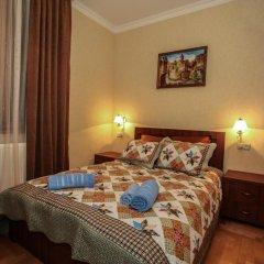 Мини-Отель Heyvany Номер категории Эконом с двуспальной кроватью фото 7