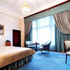 Гостиница Метрополь 5* Номер Супериор с двуспальной кроватью фото 5