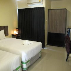 Airy Suvarnabhumi Hotel 3* Стандартный номер с различными типами кроватей фото 3