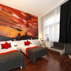 Bohem Art Hotel 4* Улучшенный номер фото 4