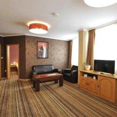 Отель Авион 3* Люкс повышенной комфортности с различными типами кроватей фото 16