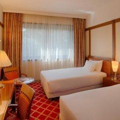 Отель NH Roma Villa Carpegna 4* Стандартный номер с различными типами кроватей фото 2