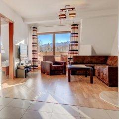 Отель Apartamenty Snowbird Zakopane Косцелиско комната для гостей фото 2