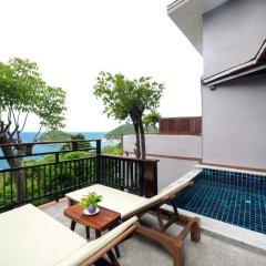 Отель Dusit Buncha Resort Koh Tao 3* Вилла с различными типами кроватей фото 6