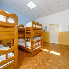Хостел Кровать на Дерибасовской Кровать в общем номере фото 4