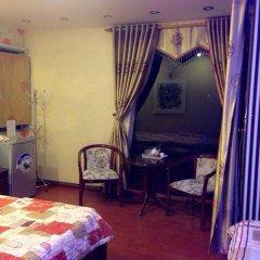 Hai Au Hotel 2* Стандартный семейный номер с двуспальной кроватью фото 2