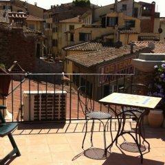 Отель Palazzo Bostoli Guest House Ареццо балкон