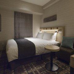 Отель Sunroute Ginza Япония, Токио - отзывы, цены и фото номеров - забронировать отель Sunroute Ginza онлайн комната для гостей фото 5