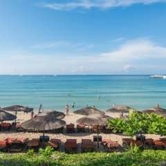 Sanya Baohong Hotel пляж фото 2