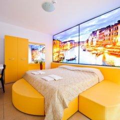 Отель Motel Autosole 2* Стандартный номер с различными типами кроватей фото 14