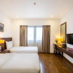Authentic Hanoi Boutique Hotel 4* Номер Делюкс с двуспальной кроватью фото 5
