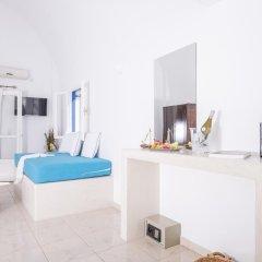 Отель Bella Santorini Studios 4* Вилла с различными типами кроватей фото 11