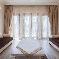 Hotel Greenland – All Inclusive 4* Семейный номер Делюкс с двуспальной кроватью фото 8