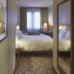 Отель Hilton Milan 4* Стандартный номер с различными типами кроватей фото 15