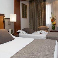 Отель Abba Balmoral 4* Стандартный номер с двуспальной кроватью фото 16