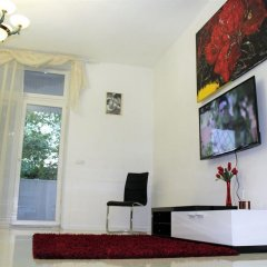 Апартаменты Odessa Deribasovskaya Apartment комната для гостей фото 3