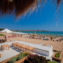 Апартаменты Bulgarienhus Sun City 3 Apartments Солнечный берег пляж