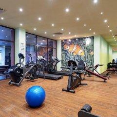 Апартаменты Menada Apartments in Royal Beach фитнесс-зал