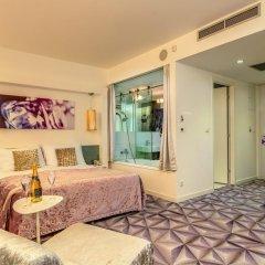 Boutique Hotel Luxe 4* Стандартный номер с различными типами кроватей фото 6