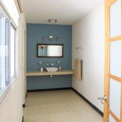 Отель Los Pinos ванная