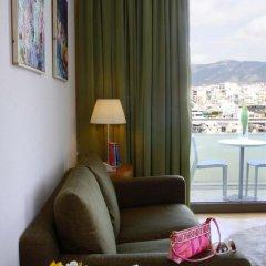 Отель Hilton Athens 5* Улучшенный люкс разные типы кроватей фото 3