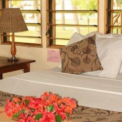 Отель Club Fiji Resort 3* Бунгало с различными типами кроватей фото 6