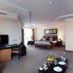 Отель Kenzi Tower 5* Номер Делюкс с различными типами кроватей фото 8