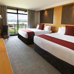 Millennium Hotel Rotorua 4* Улучшенный номер с различными типами кроватей фото 3