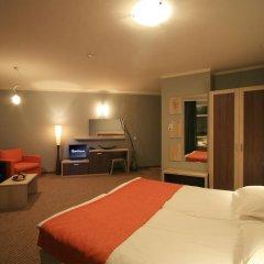 Отель Blue Orange Beach Resort 3* Стандартный номер с различными типами кроватей фото 4