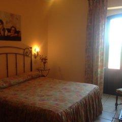 Отель Villa Vetiche Рокка-Сан-Джованни комната для гостей фото 2