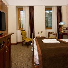 Отель Boutique Villa Mtiebi 4* Стандартный номер с двуспальной кроватью фото 30