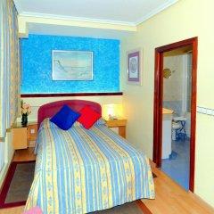 Отель CH Plaza D'Ort Rooms Madrid Стандартный номер с различными типами кроватей