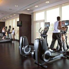 Отель Oryx Rotana фитнесс-зал фото 2