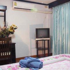 Отель Nanai Residence 3* Стандартный номер двуспальная кровать фото 8