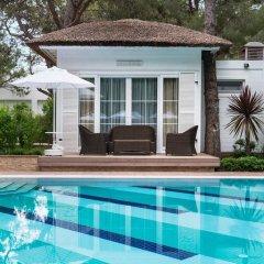 Отель Nirvana Lagoon Villas Suites & Spa 5* Вилла с различными типами кроватей фото 38