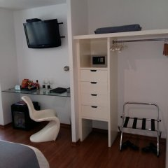 Отель Clarum 101 4* Стандартный номер с различными типами кроватей фото 10