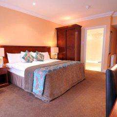 Sherbrooke Castle Hotel 4* Представительский номер с различными типами кроватей фото 11